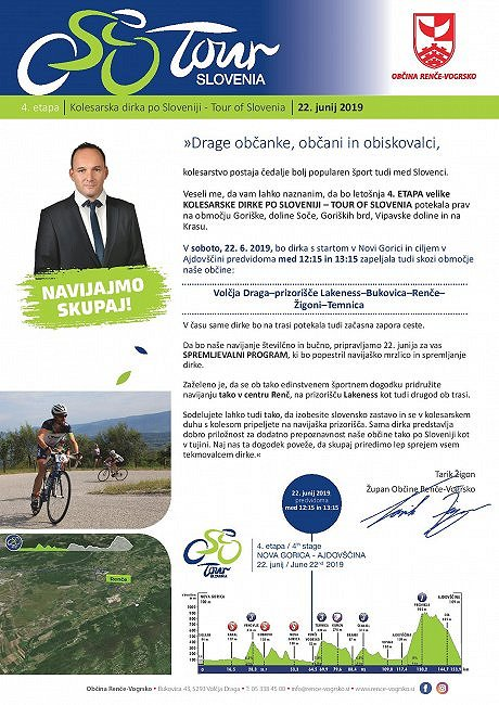 Tour of Slovenia